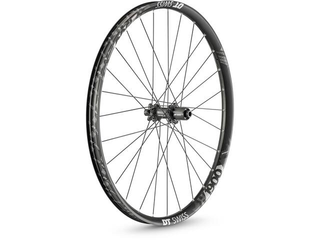 "DT Swiss H 1900 Spline Rueda Trasera 27.5"" Disco 6-Tornillos 148/12mm Eje Pasante, black"